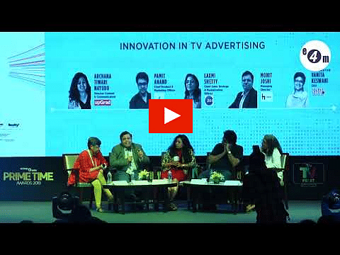 e4m TV First Innovation in TV Advertising?blur=25