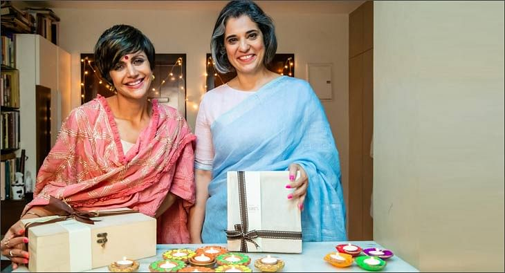 Gouris Goodies with Mandira Bedi?blur=25
