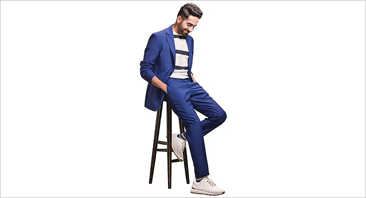 Ayushmann Khurrana for The Man Company?blur=25