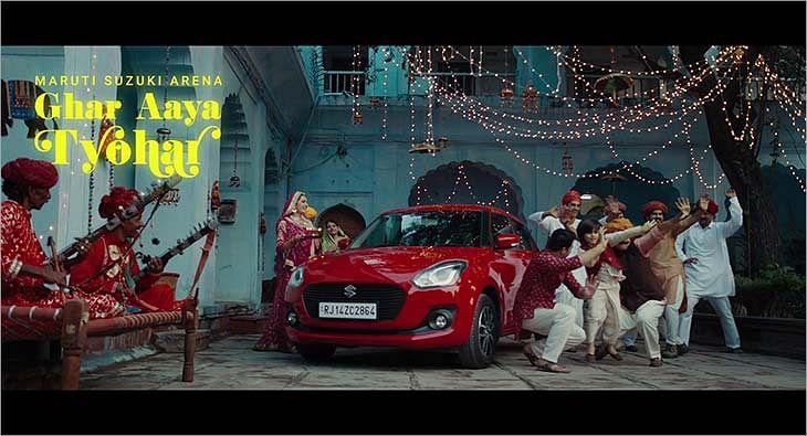 Maruti Suzuki Festive Ad?blur=25