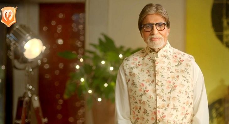 Amitabh Bachchan for Manyavar?blur=25