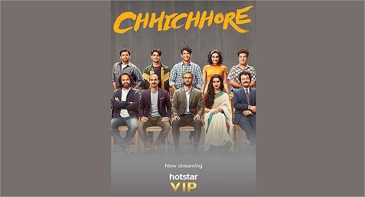 Shraddha Kapoor and Sushant Singh Rajput starrer Chhichhore?blur=25