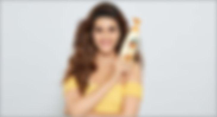 Kriti Sanon for Joy Honey Almond Lotion