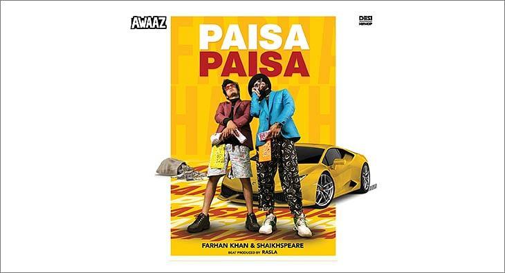 Sony Music label AWAAZ releases  'Paisa Paisa' track?blur=25