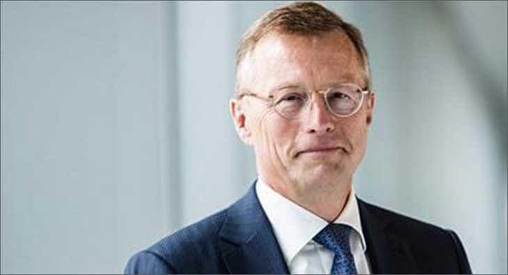 Nils Andersen, Chairman of Unilever