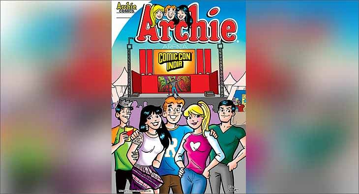 Archie Comics and Comic Con India?blur=25