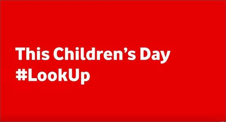 Vodafone Children's Day campaign?blur=25