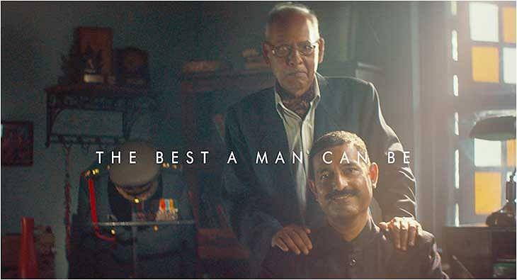 Gillette's #ManEnough campaign?blur=25