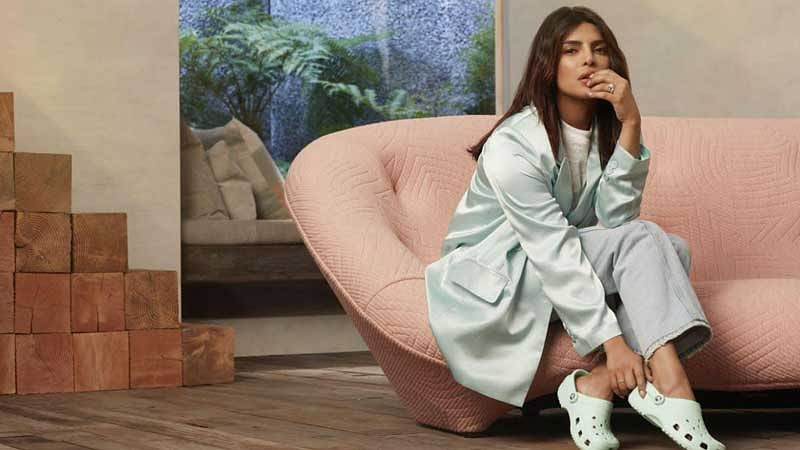 Crocs campaign -Priyanka Chopra Jonas?blur=25
