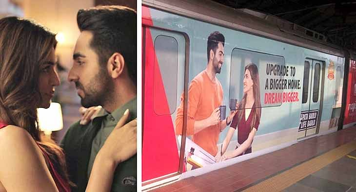 Magicbricks with Kriti Sanon and Ayushmann Khurrana?blur=25