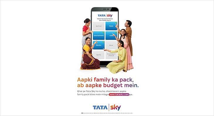 Tata Sky 'Full Family Jingalala'  campaign?blur=25
