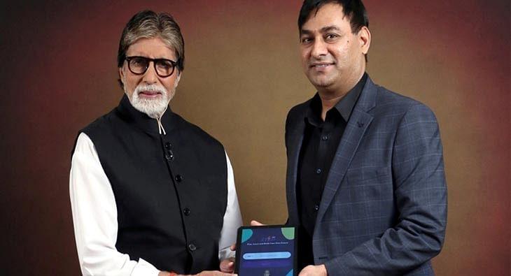 Amitabh Bachchan unveils STEPapp?blur=25