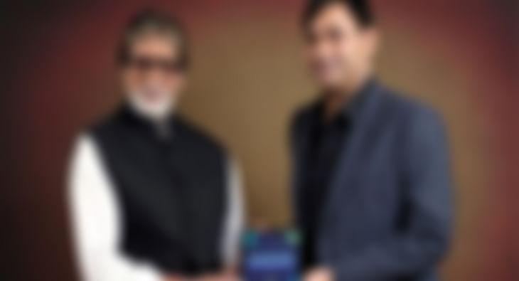 Amitabh Bachchan unveils STEPapp
