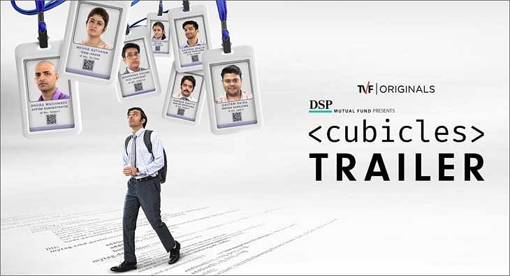 TVF Originals series 'Cubicles'?blur=25