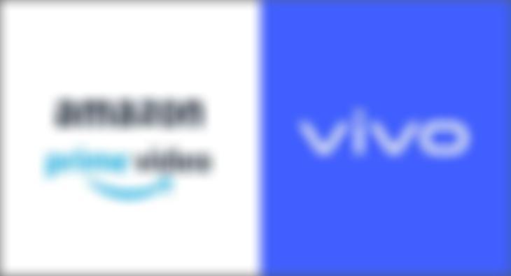 Amazon Prime Video and Vivo