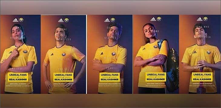 Real Kashmir FC campaign