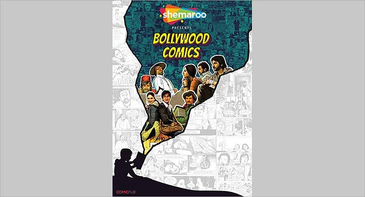 Shemaroo Entertainment - Bollywood movies at Comicon festival?blur=25