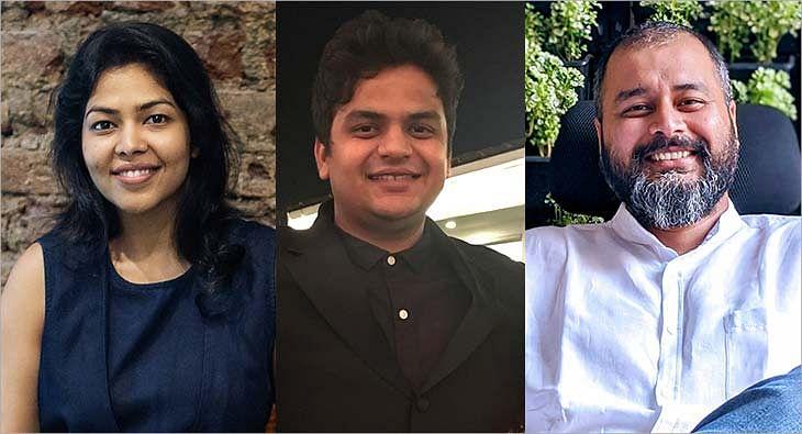 Gunjan Arya Dhruv Sheth and Saurabh Abbi?blur=25