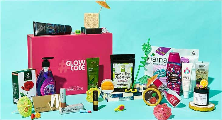 GlowCode By Femina and Grazia