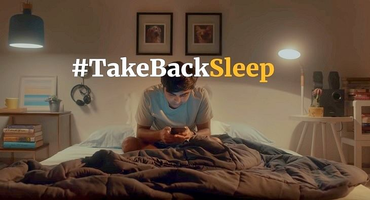 Bombay Dyeing Take Back Sleep Campaign