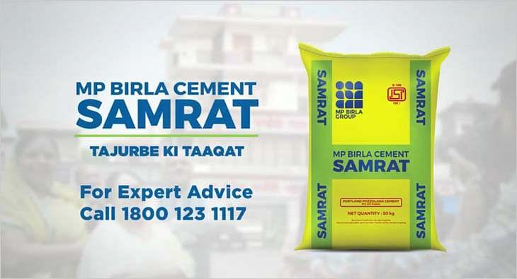 Samrat cement