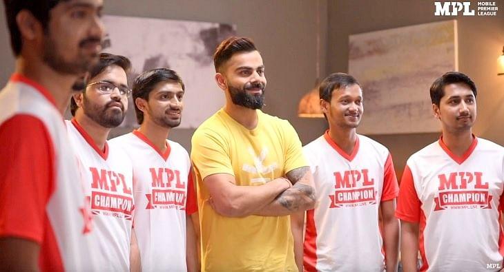 MPL Meet Virat Contest
