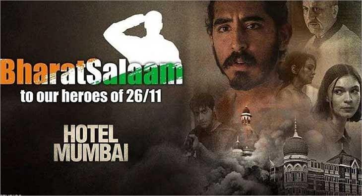 Bharat Salaam for Zee Studios Hotel Mumbai