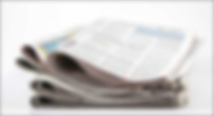 Newspaper Pile