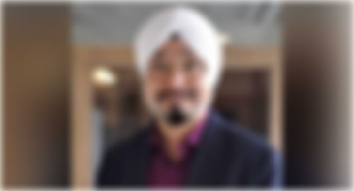 Charanjeet Singh Arora, co-ceo, Kinetic India