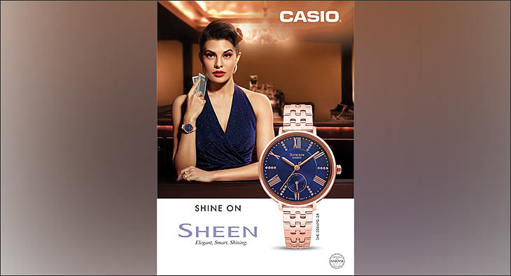 Casio Sheen with Jacqueline Fernandez?blur=25