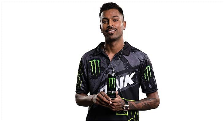 Hardik Pandya for Monster Energy?blur=25