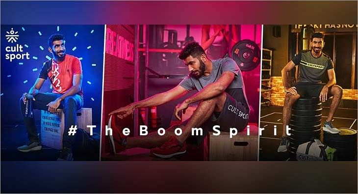 The Boom Spirit with Jasprit Bumrah