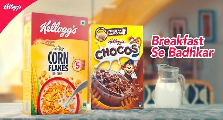 Kelloggs Breakfast Se Badhkar