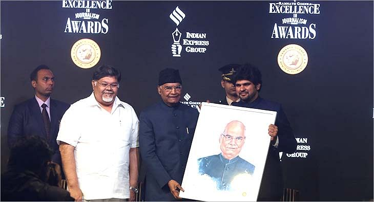 Ramnath Goenka Excellence Awards