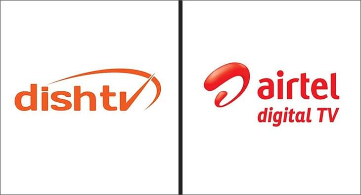DishTV and Airtel Digital TV