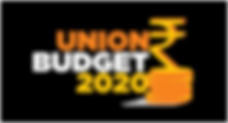Union Budget 2020