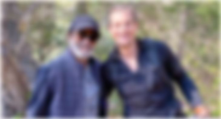 Rajinikanth Into The Wild with Bear Grylls