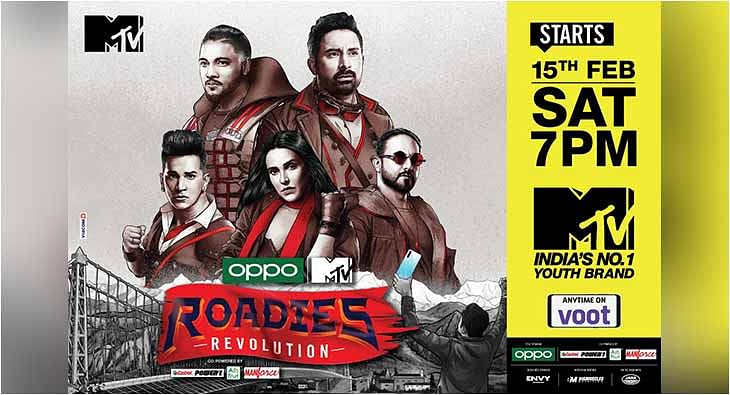 OPPO MTV Roadies Revolution?blur=25