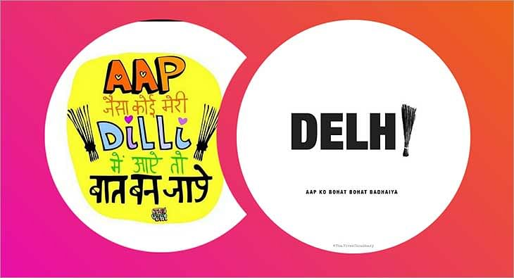 AAP Delhi Polls Meme?blur=25