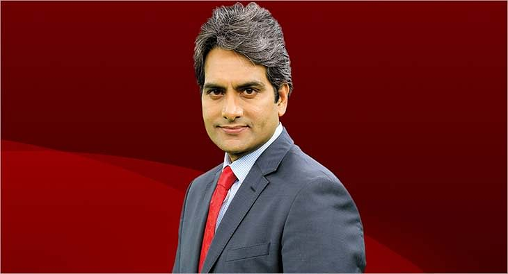 Sudhir Chaudhary Zee News