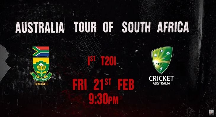Sony Sports Australia tour of South Africa