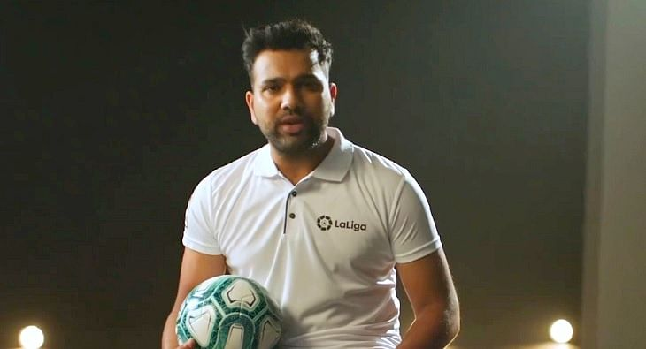 Rohit Sharma for LaLiga?blur=25