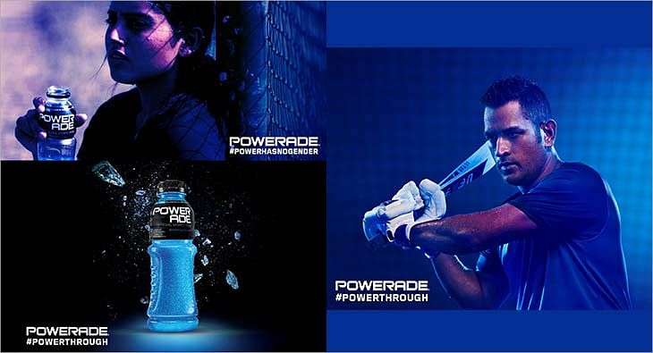Powerade Power Has No Gender Ad