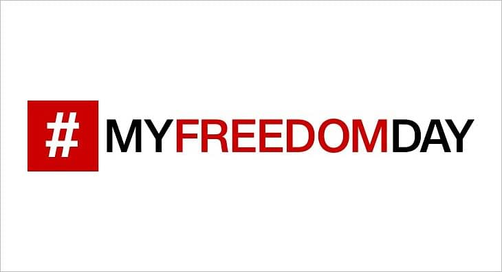 CNN My Freedom Day