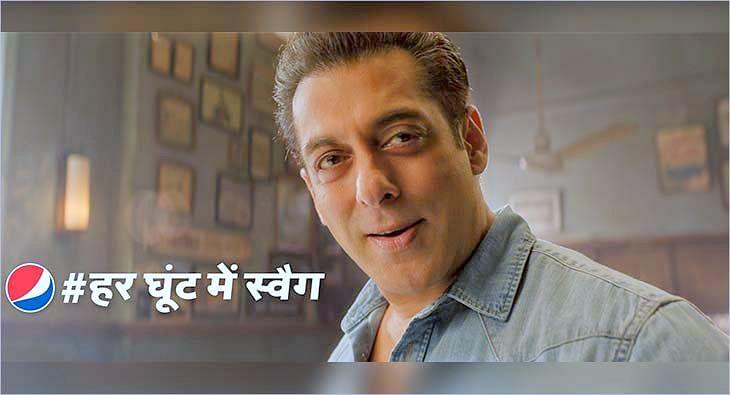 Pepsi har Ghoont Mein Swag with Salman Khan?blur=25