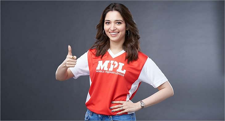 Tamannaah for Mobile Premier League?blur=25