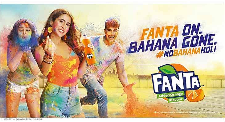Fanta Holi Ad with Sara Ali Khan?blur=25