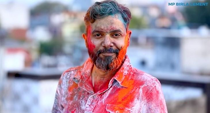 MP Birla Cement Holi Ad?blur=25