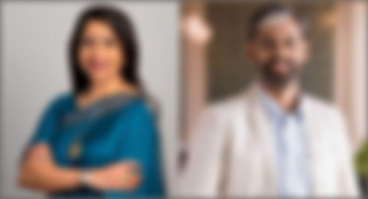 Megha Tata and Issac John
