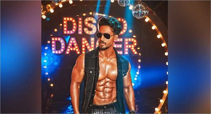 Tiger Shroff Disco Dancer?blur=25